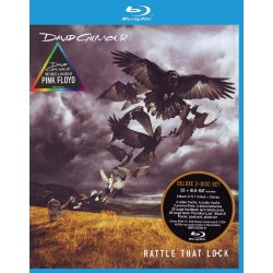 David Gilmour - Rattle That Lock - Box Deluxe Blu-ray + CD