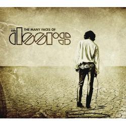 Doors - Many Faces Of The Doors - 3 CD Digipack