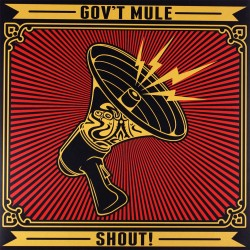 Gov't Mule - Shout! - Limited Edition 2 CD Digipack