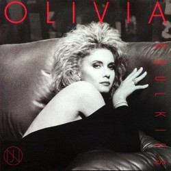 Olivia Newton-John - Soul Kiss - Cut-Out Gatefold Vinyl LP