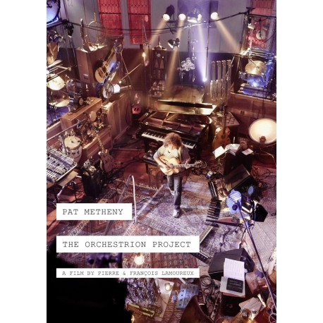 Pat Metheny - The Orchestrion Project (2DVD)