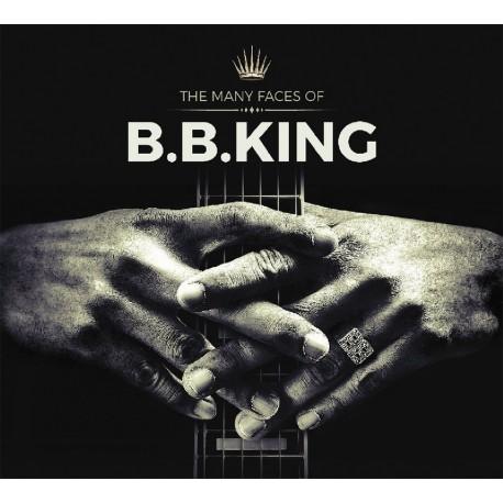 B.B. King - Many Faces Of B.B. King - 3 CD Digipack