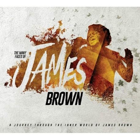James Brown - Many Faces Of James Brown - 3 CD Digipack