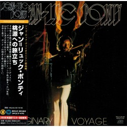 Jean-Luc Ponty - Imaginary Voyage - Japan Ltd. Edition Cardboard Sleeve - CD