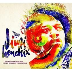 Jimi Hendrix - Many Faces Of Jimi Hendrix - 3 CD Digipack