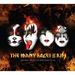 Kiss - Many Faces Of Kiss - 3 CD Digipack