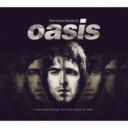 Oasis - Many Faces Of Oasis - 3 CD Digipack