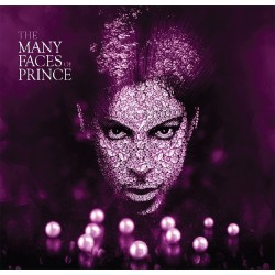 Prince - Many Faces Of Prince - 3 CD Digipack
