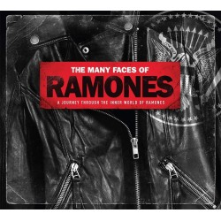 Ramones - Many Faces Of Ramones - 3 CD Digipack