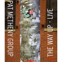 Pat Metheny Group - The Way Up - Live -DVD