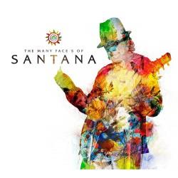 Santana - Many Faces Of Santana - 3 CD Digipack