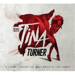 Tina Turner - Many Faces Of Tina Turner - 3 CD Digipack