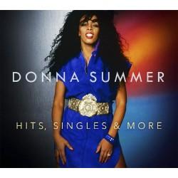 Donna Summer - Hits, Singles & More - 2 CD Digipack