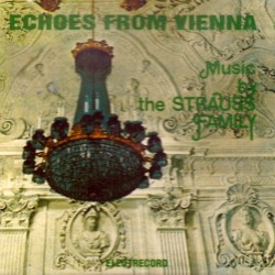 Strauss Family - Echoes From Vienna - CD