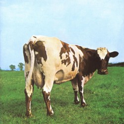 Pink Floyd - Atom Heart Mother - CD Vinyl Replica