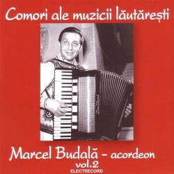 Marcel Budala - Comori ale muzicii lautaresti vol.2 - CD