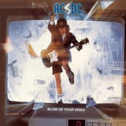 AC/DC - Blow Up Your Video - 180g HQ Vinyl LP