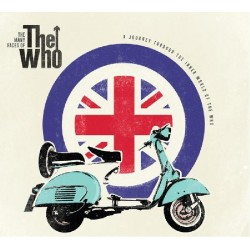 Who - Many faces Of The Who - 3 CD Digipack