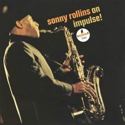 Sonny Rollins - Sonny Rollins On Impulse! - 180g HQ Vinyl LP