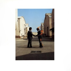 Pink Floyd - Wish You Were Here - CD Vinyl Replica
