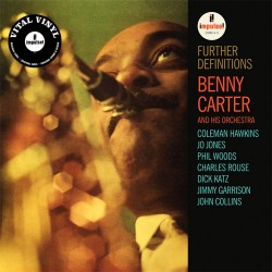 Benny Carter - Further Definitions - 180g HQ Vinyl LP