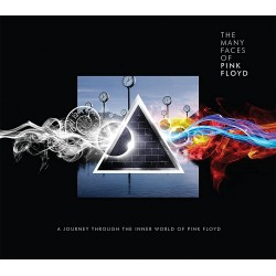 Pink Floyd - Many Faces Of Pink Floyd - 3 CD Digipack