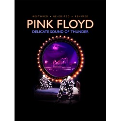Pink Floyd - Delicate Sound of Thunder - O-Card DVD