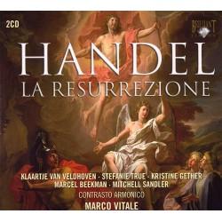 George Frideric Handel - La Resurrezione - 2 CD