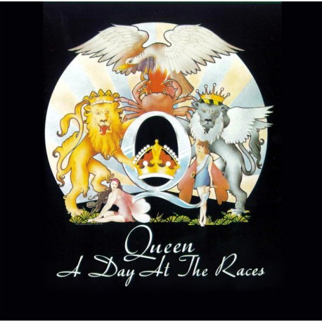 Queen - A Day At The Races - CD