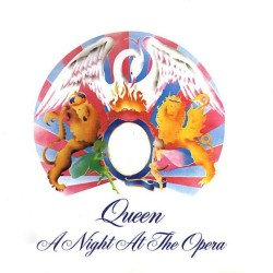 Queen - A Night At The Opera - CD