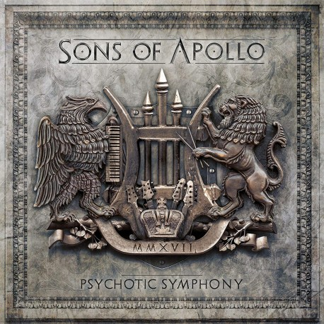 Sons Of Apollo - Psychotic Symphony - Editie limitata 2CD Mediabook