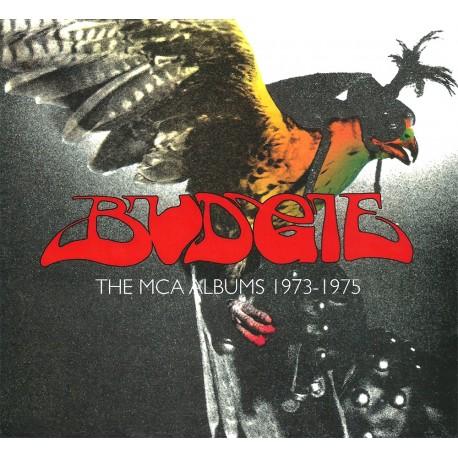 Budgie - The MCA Albums - Box 3 CD Vinyl Replica