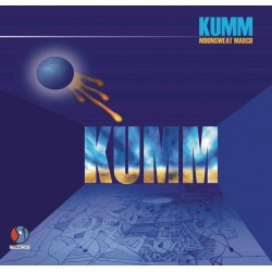 Kumm - Moonsweat March - CD Vinyl Replica