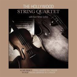 Franz Schubert / Hugo Wolf - Streichquartett C-Dur / Italienische Serenade G-Dur - 180g HQ Vinyl LP