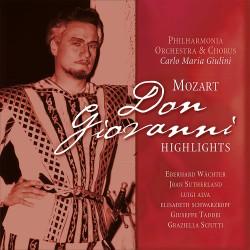 Wolfgang Amadeus Mozart - Don Giovanni - Highlights - 180g HQ Vinyl LP