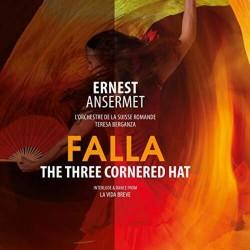 Manuel De Falla - Three Cornered Hat - 180g HQ Vinyl LP