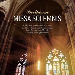 Ludwig van Beethoven - Missa Solemnis - 180g HQ Vinyl 2 LP