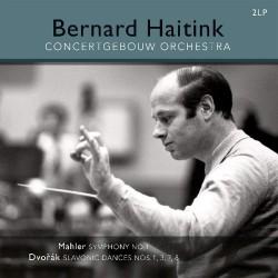 Gustav Mahler / Antonín Dvořák - Bernard Haitink - Symphony No. 1 / Slavonic Dances - 180g HQ Vinyl 2 LP