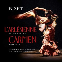 George Bizet - L'arlesienne / Carmen - 180g HQ Vinyl LP