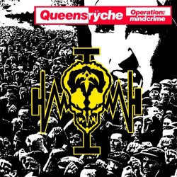Queensryche - Operation: Mindcrime - CD