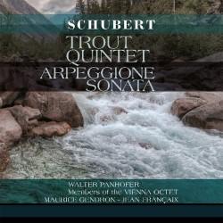 Franz Schubert - Trout Quintet / Arpeggione Sonata - 180g HQ Vinyl LP