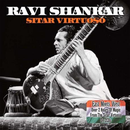 Ravi Shankar - Sitar Virtuoso - 2CD