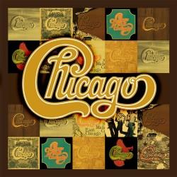 Chicago - The Studio Albums 1969-1978 - Box 10 CD Vinyl Replica