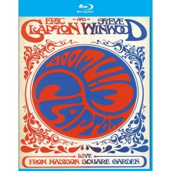 Eric Clapton And Steve Winwood - Live From Madison Square Garden - Blu-Ray