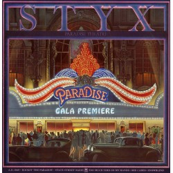 Styx - Paradise Theater - CD