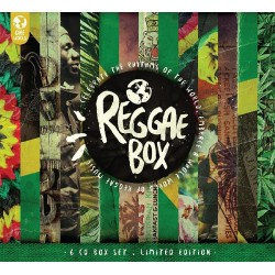 Various Artists - Reggae Box - Box 6 CD Digipack