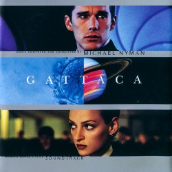 Michael Nyman - Gattaca - CD
