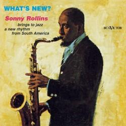 Sonny Rollins - What's New - Vinyl LP