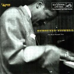 Bud Powell - Strictly Powell - Vinyl LP