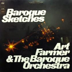 Art Farmer - Baroque Sketches - Vinyl LP